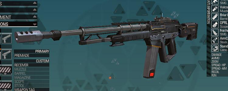 Weapon Customisation