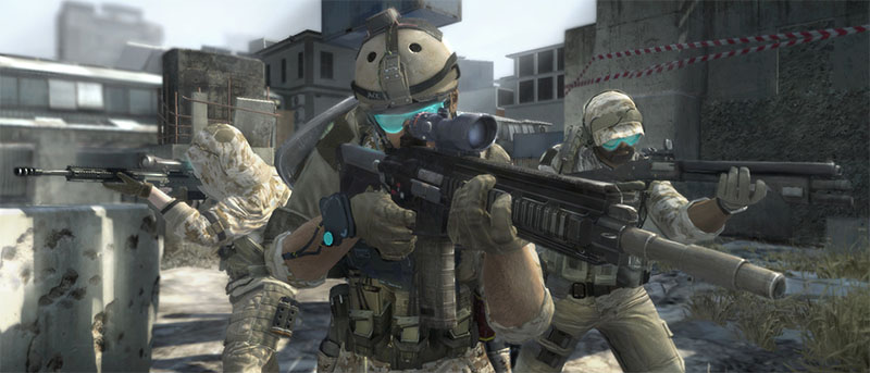 Ghost Recon Online будет бесплатной игрой!